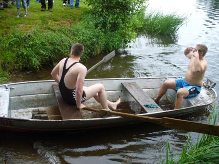 Vergleichswettkampf Angler