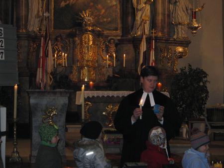 Adventsfeier 2012