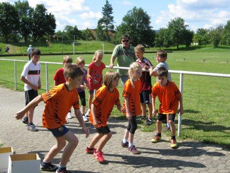 Leichtathletik Kreisfinale 2012-4