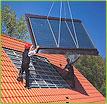 VELUX Solarkollektoren