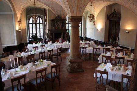 Plattenburg Rittersaal