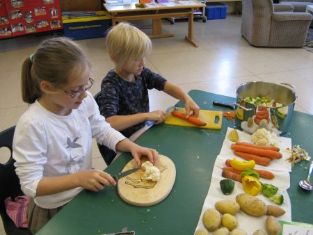 Gemüse-Suppe 2012-2