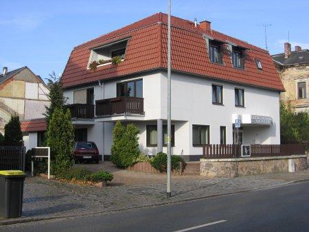 Wohn-und Geschäftshaus Naundorf Crimmitschau