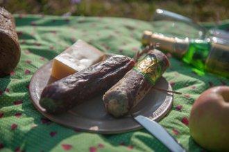 Uckermärker Picknickkorb picknick