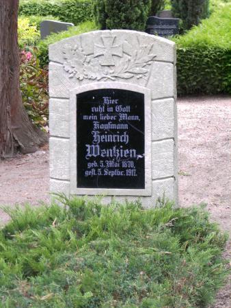 Heinrich Wentzien