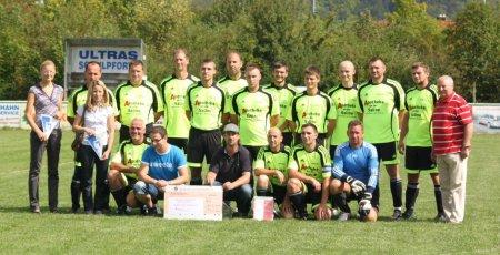 01.09.2012: Fairplay-Gewinner der KL 1