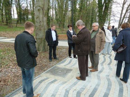 5. Beratung der deutsch-polnischen Arbeitsgruppe in Moryń 20.04.2012