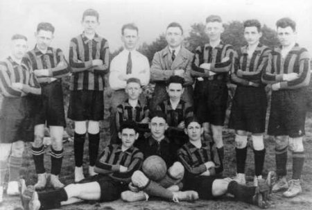 Jüdische Fußballmannschaft