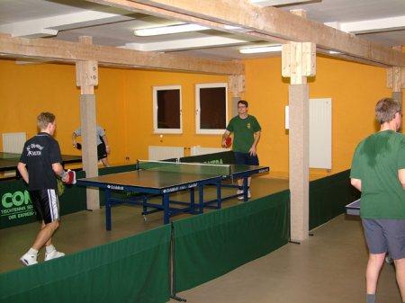 Tischtennis club