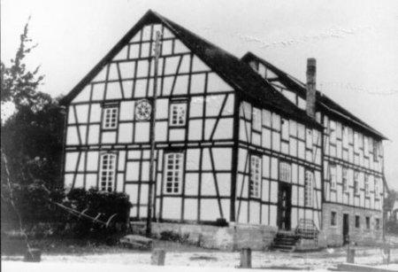 Synagoge in Rhina