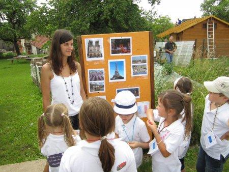 Schulfest 2012-Frankreich