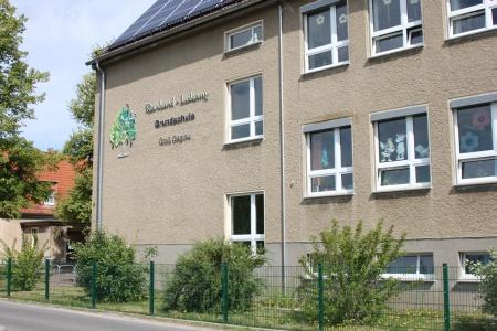 neues Schulgebäude