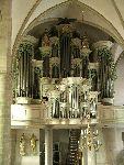 Prospekt der Orgel von 1953-2006