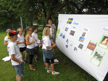 Schulfest 2012-Schweden