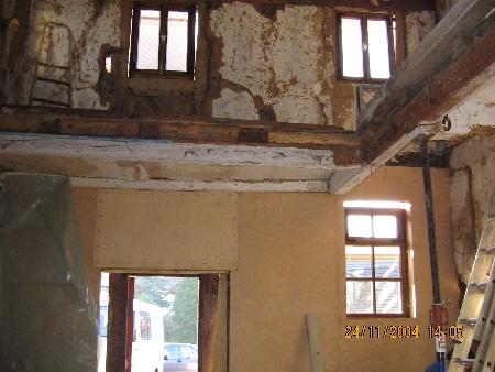 Restaurierung 24.11.2004