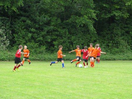 Fußballturnier 2012-2