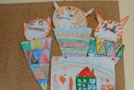 Zuckertütenkatzen