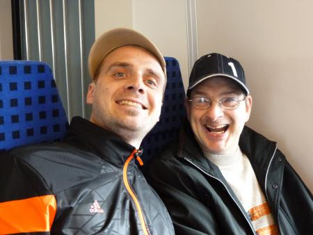 Hannes und Thomas