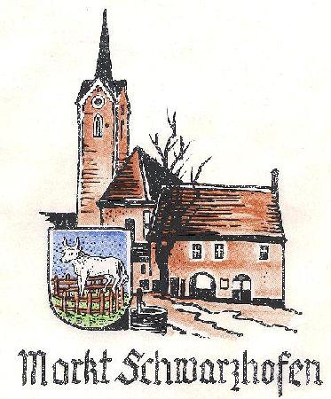 Geschichte des Marktes Schwarzhofen