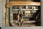 Moderne Technologien in der alten Orgel bei der Windversorgung