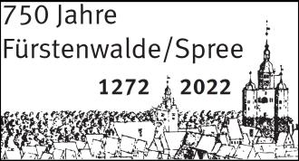 750 Jahre Fürstenwalde