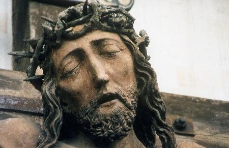 Christus/Kreuzigungsgruppe