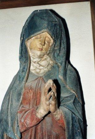 Maria /Kreuzigungsgruppe um 1520
