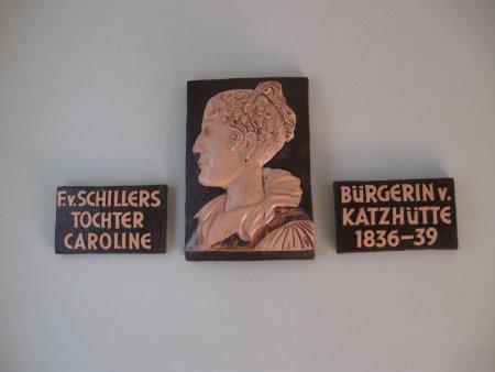 Caroline von Schiller