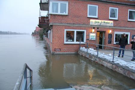 2011 Hochwasser Lauenburg 1