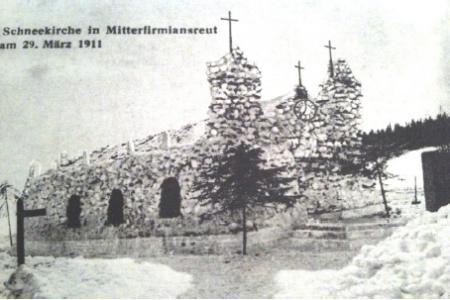 Schneekirche
