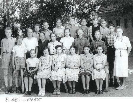 1955 Klasse 8