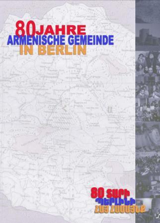 Broschüre 80 Jahre Armenische Gemeinde