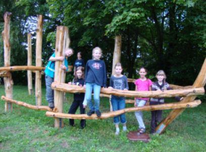 Bauprojekte mit Kindern