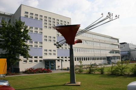 Schulgebäude Sc