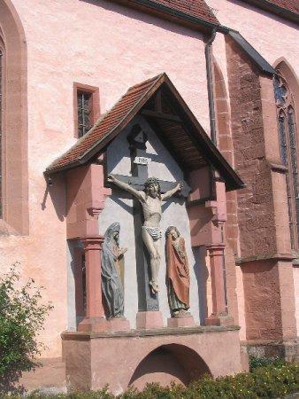 Kreuzigungsgruppe um 1520