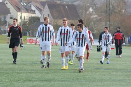 Sieg auch gegen Landsweiler-Lebach