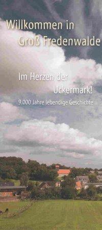 Flyer Groß Fredenwalde