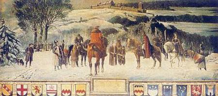 DieHeimkehr der Ritter zu Siersberg