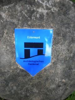 Commemorative Plaque Wallberg