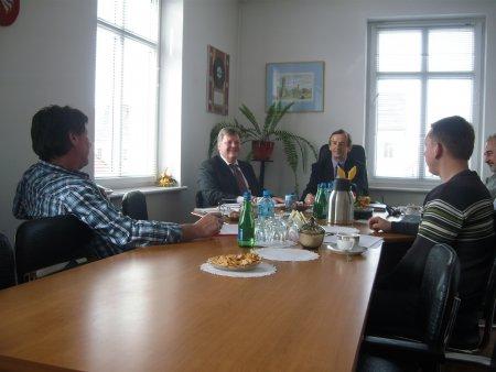 9. Beratung der deutsch-polnischen Koordinierungsgruppe in Joachimsthal 27.03.2012