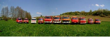 Fahrzeuge der Freiwilligen Feuerwehr