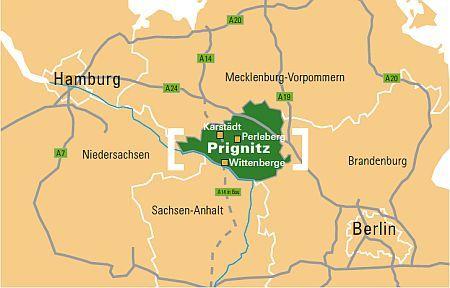 Karte Startseite