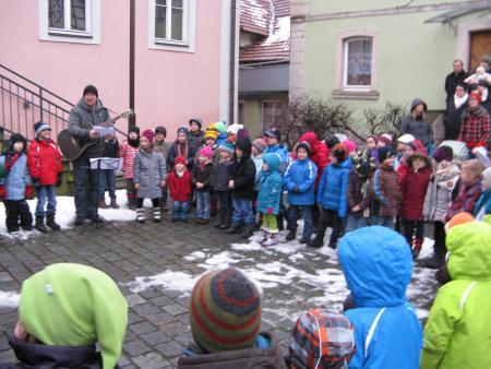 Adventsliedersingen 2012-2