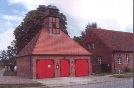 Das Spritzenhaus im Jahr 2003
