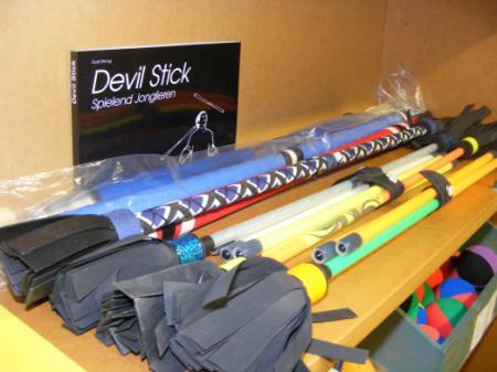 Devilsticks