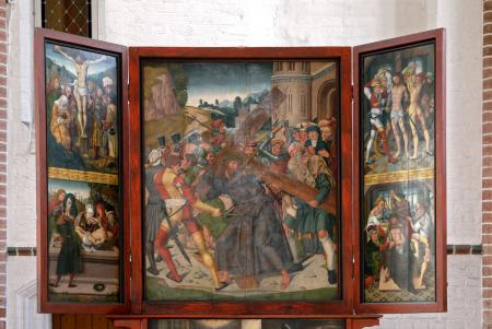 Halepaghen-Altar