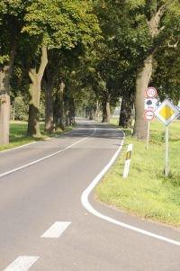 Brandenburgs Straßen