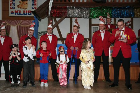 Kinderfasching 2010