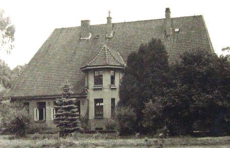 Alte Schule in Butzendorf