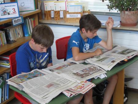 Zeitungsprojekt 2013 -1
